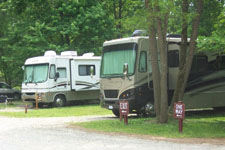 rv camping resort
